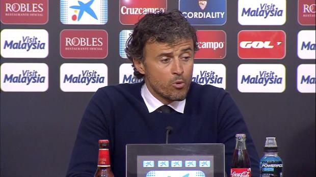 """Ärger mit Neymar? Enrique: """"Unwichtig"""""""