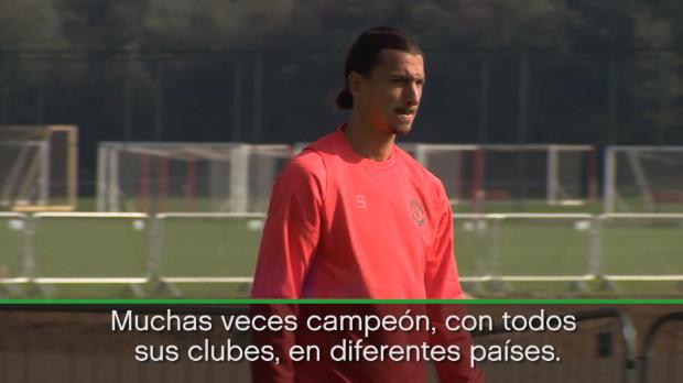 """Bosz (Ajax): """"Echaremos de menos a Ibrahimovic"""""""