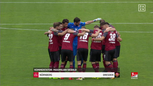 1. FC Nürnberg - Dynamo Dresden
