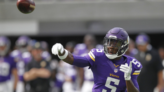 Rapoport on Bridgewater Injury: Vikings have a lot of confidence in Shaun Hill