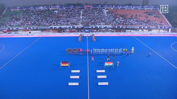 Indien - Deutschland