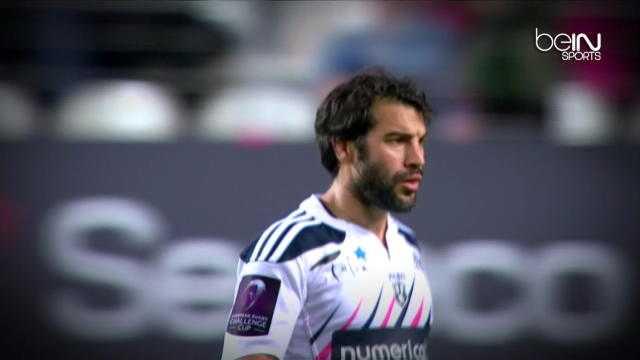 Challenge Cup : Le Stade Français et Brive en dérive
