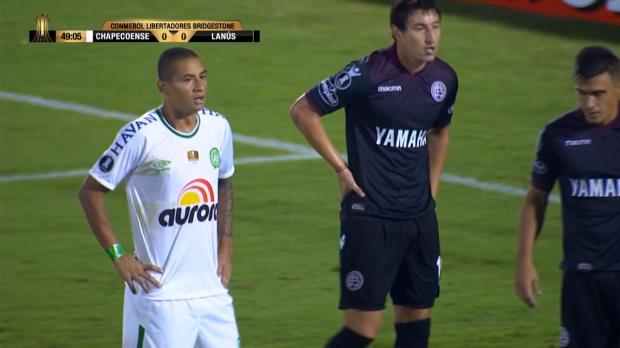 Copa Libertadores: Emotionales Chapecoense