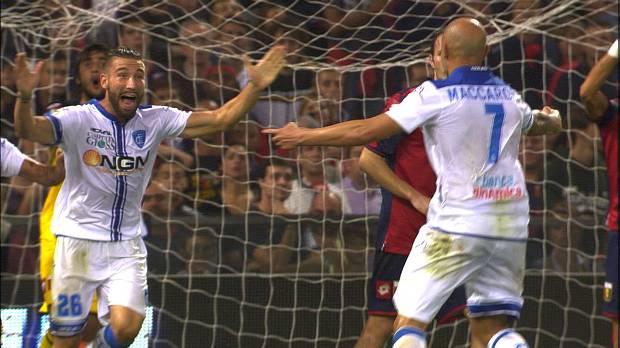 Genoa 1-1 Empoli, Giornata 07 Serie A TIM 2014/15
