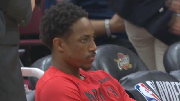 GAME 4 RECAP: Cavaliers 128, Raptors 93