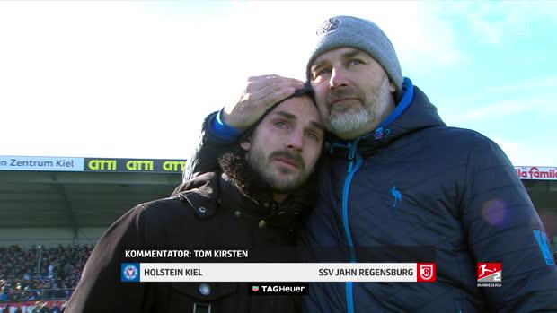 2. Bundesliga: Holstein Kiel - Jahn Regensburg