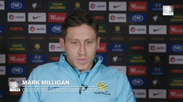 FFA TV | Milligan backs new formation