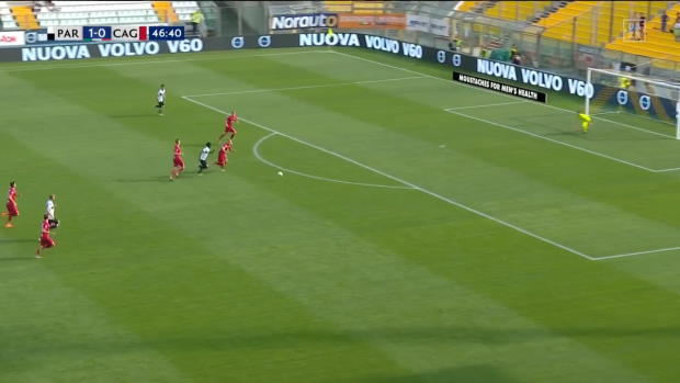 Serie A: Gervinho mit irrem 60-Meter-Solo