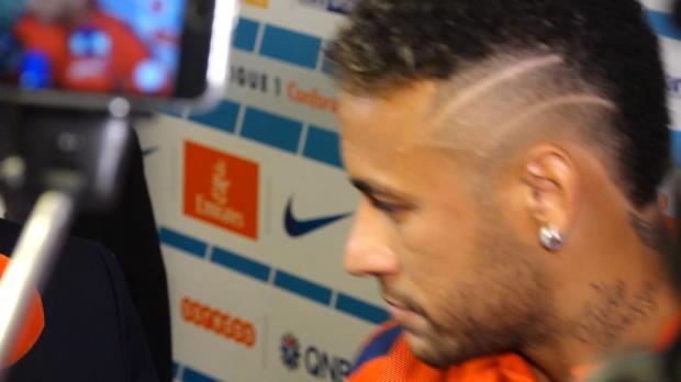 """Neymar: """"Bin nicht hier, um Leader zu sein"""""""