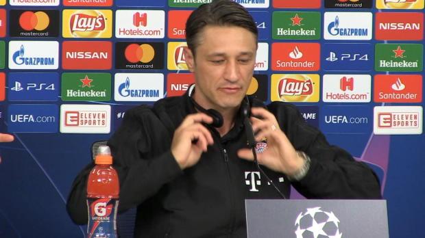 """Kovac: """"Bayerns großes Plus ist die Familie"""""""