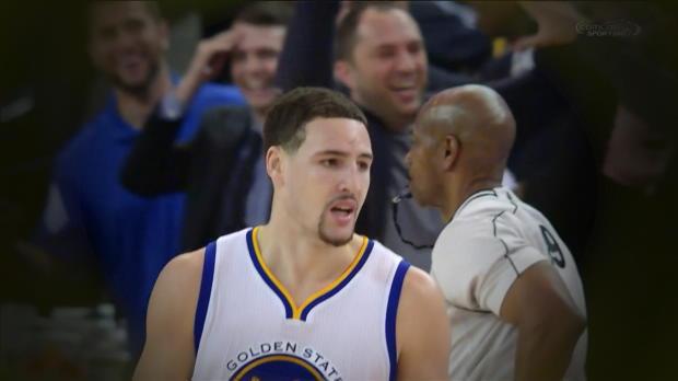 Basket : NBA - L'incroyable record de Thompson