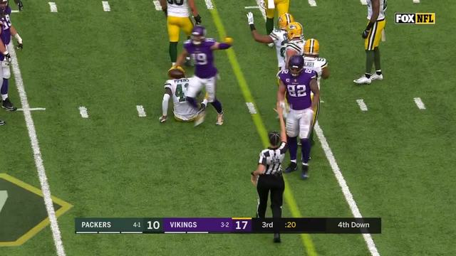 Minnesota Vikings WR Adam Thielen highlights | Week 6