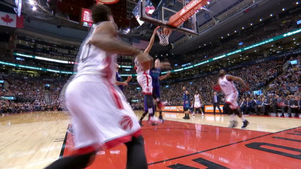 Assist of the Night - DeMar DeRozan