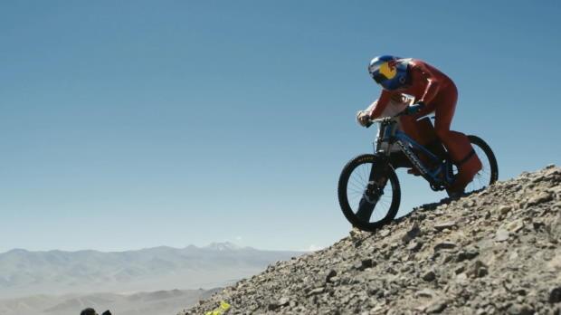 167 km/h! Mountainbiker mit neuem Weltrekord