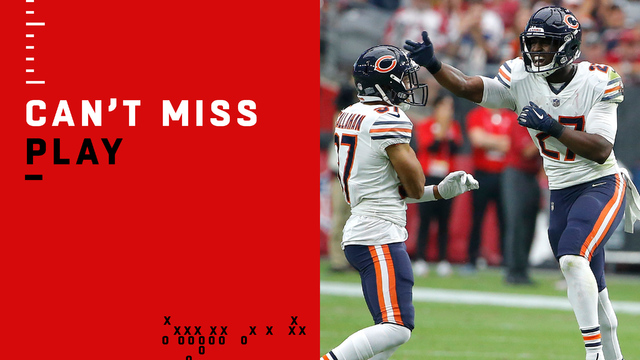 Can't-Miss Play: Sherrick McManis dives for spectacular interception