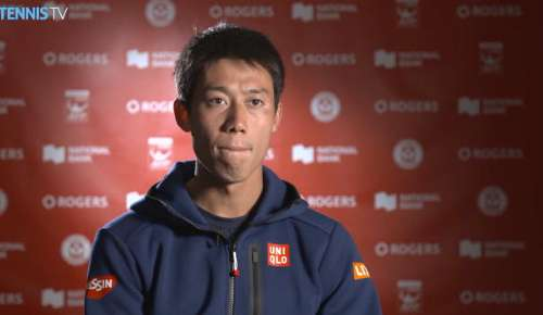 Nishikori Interview: ATP Toronto SF