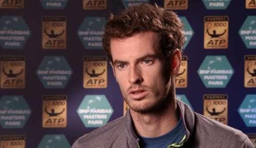 Murray Interview: ATP Paris SF
