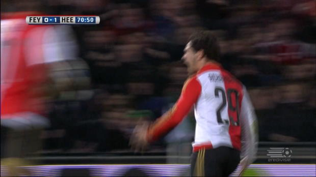 Fallrückzieher! Traumtorfabrik Feyenoord