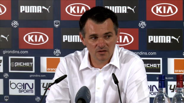 Girondins - Sagnol : 'On a gagn� dans la difficult�'