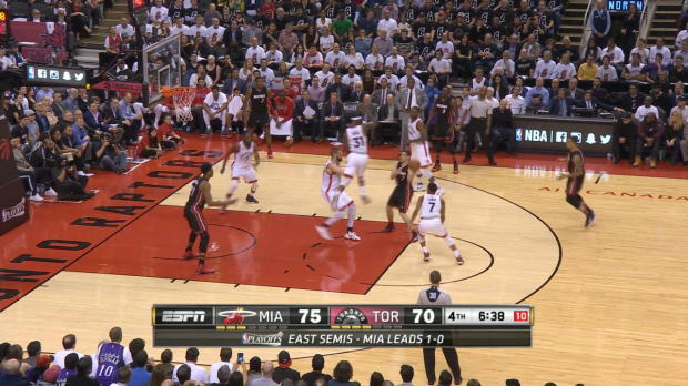 Assist of the Night: Goran Dragic
