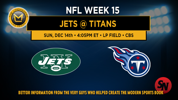 New York Jets @ Tennessee Titans