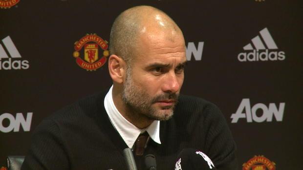 "League Cup: Guardiola: ""Bin nicht Klopp"""