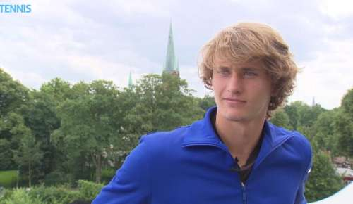 Zverev Interview: ATP Hamburg Preview