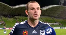 Hear from Melbourne Victory vice-captain Leigh Broxham following Saturday night's 2-1 win over Adelaide United.