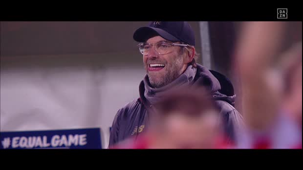 DAZN UCL - Road to Final Liverpool