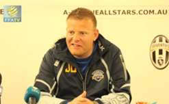 Foxtel A-League All Stars coach Josep Gombau says all of his players will receive game time against Serie A Champions Juventus on Sunday night.