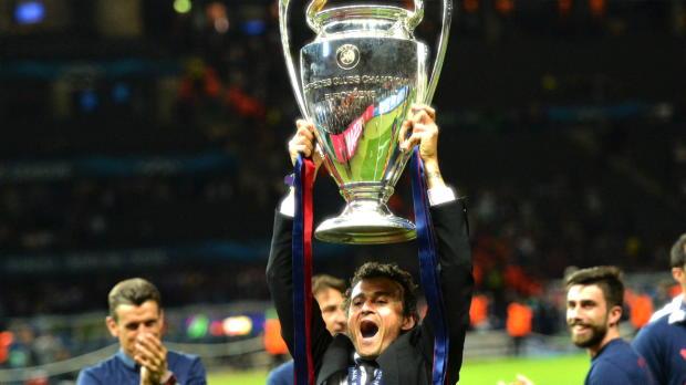Barca und Enrique: Macht er es wie Guardiola?