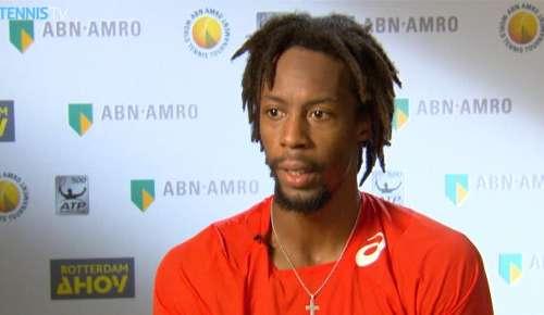 Monfils Interview: ATP Rotterdam SF