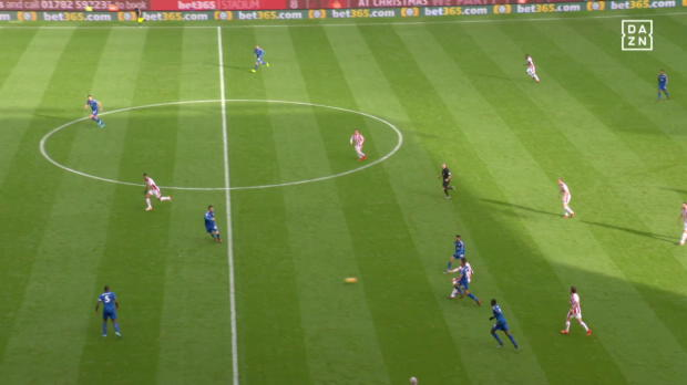 Stoke - Leicester City