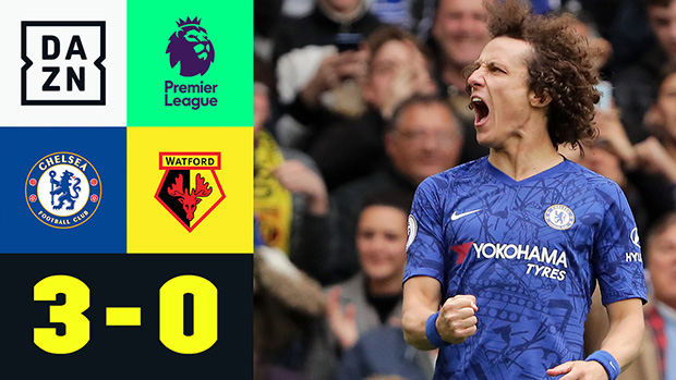 Premier League: Chelsea - Watford | DAZN Highlights
