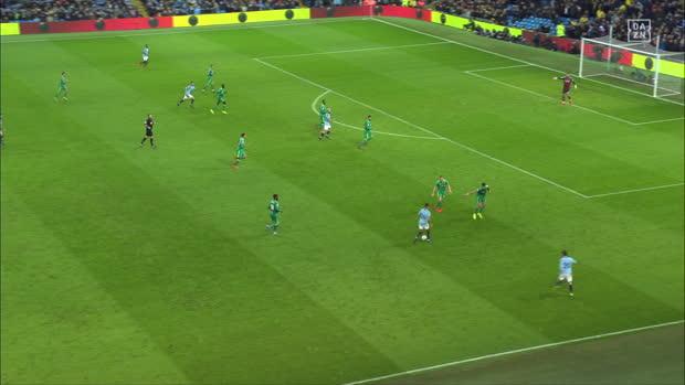 Premier League: Man City - Watford   DAZN Highlights