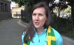 Westfield Matildas star Lisa De Vanna has been blown away by the support for the team in Australia and is looking forward to the 2019 World Cup.