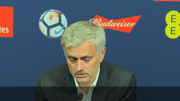 FA-Cup: Mourinho und das kaputte Mikrofon