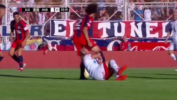 Coloccinis Zidane-Trick wird schmerzvoll   Viral