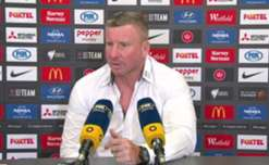 Newcastle Jets Rd16 press conference