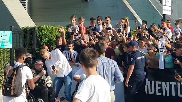 Transferts - Matthijs de Ligt adoubé par les fans de la Juventus