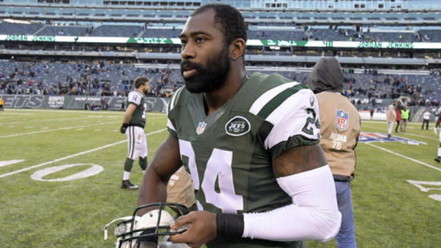 What is Darrelle Revis' future with the Jets?