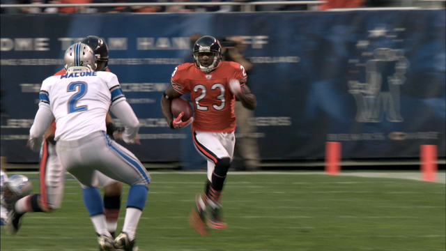 Top 5 returns of Devin Hester's career