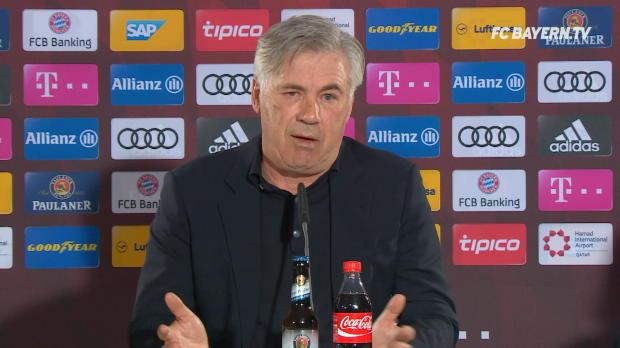"Ancelotti: Neue Regeln? ""Wäre anderer Sport"""