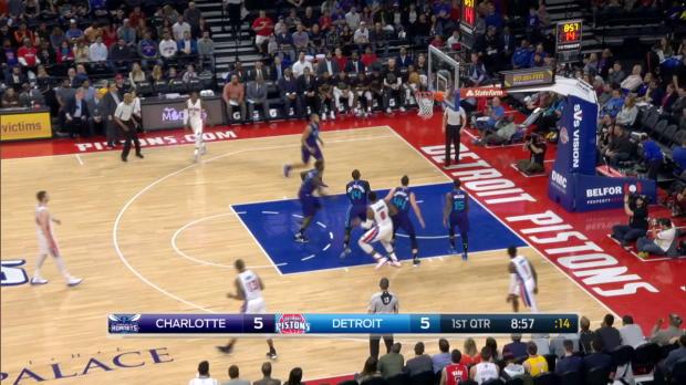 GAME RECAP: Pistons 114, Hornets 108