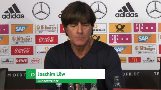 """Löw: """"Bei WM warten ganz andere Gegner!"""""""