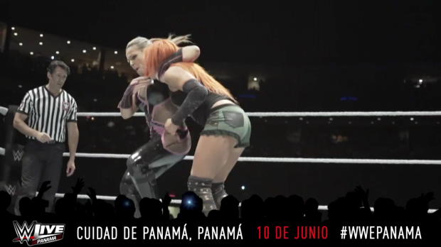 WWE Live returns to Panama this June
