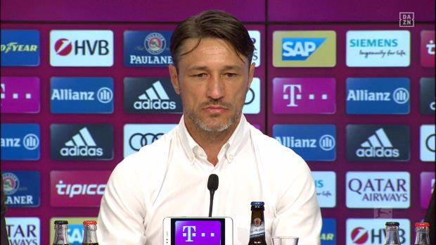 """Kovac tobt: """"Gefühl, dass wir Freiwild sind"""""""