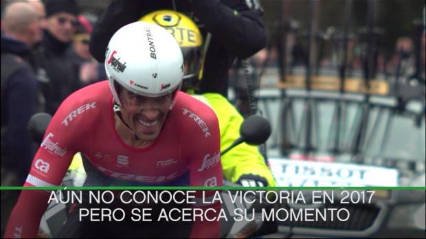 París-Niza: Contador se queda a las puertas de su primera victoria