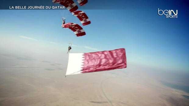 La belle journée du Qatar