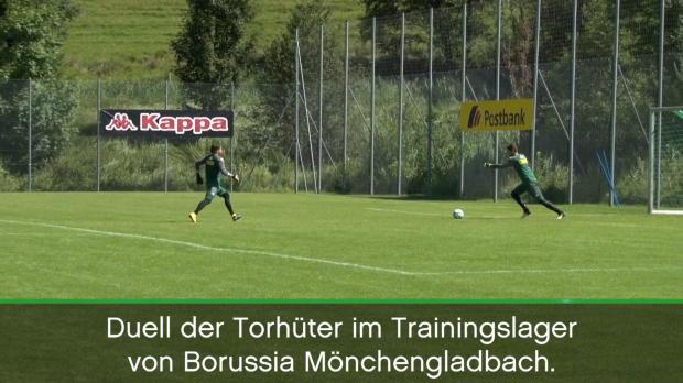 Gladbacher Keeper liefern sich Shootout-Duell!